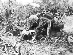 佩硫群岛中陆战队救助受伤战友,感动中.jpg
